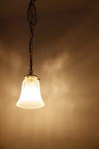 アンティーク風 ランプ